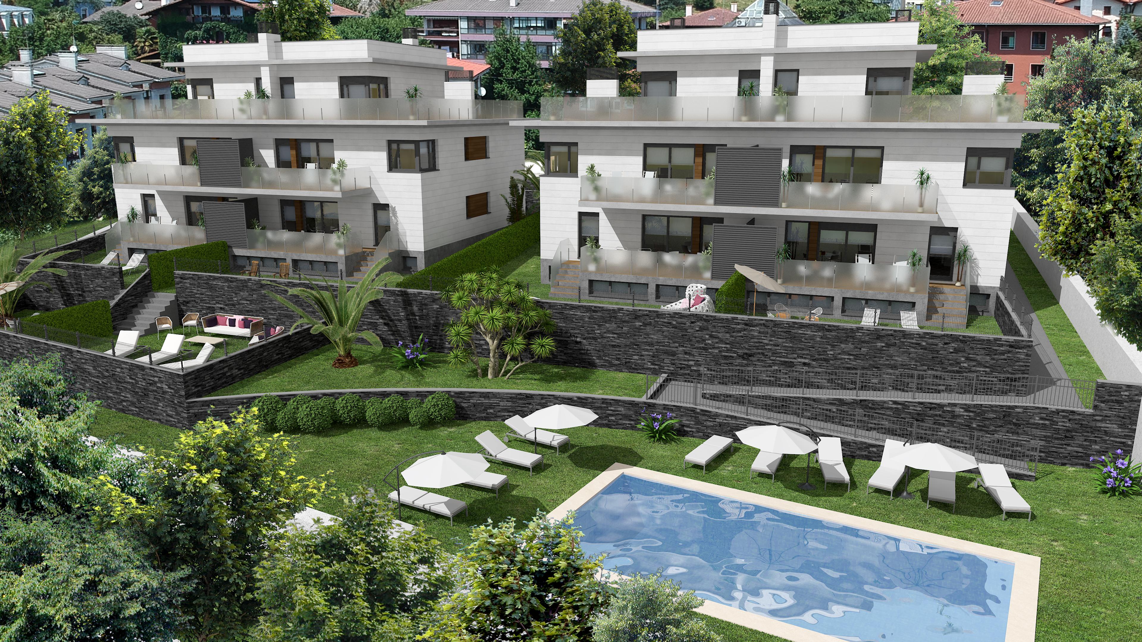 Residencial Villa Etxabe